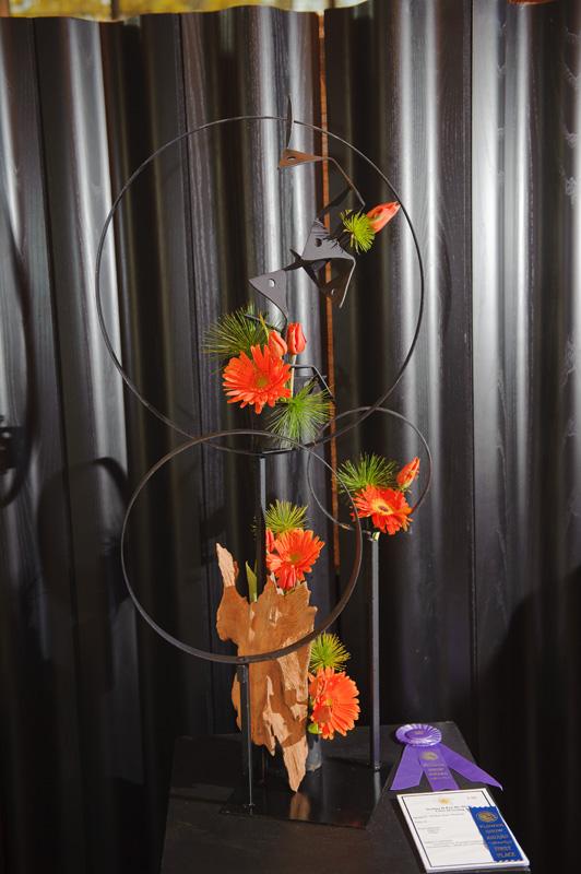 Section D - For The Birds / Nesting / Designer's Choice Award - Bobbye Raye Womack