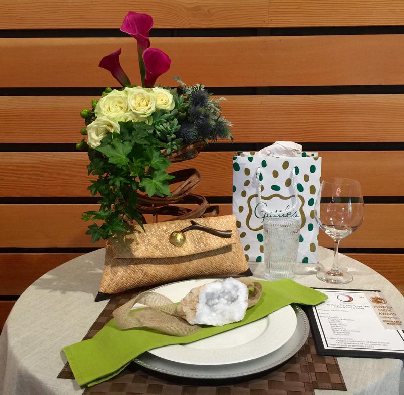 Martine Martin Capsule Table design