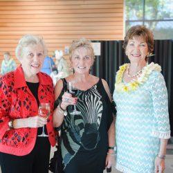 Fifi McMahon, Arlette Bradley & Linda LaRue Brown