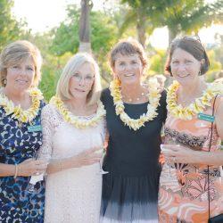 Julie Peterson, Ellen Meister, Mary Raymond & Jill Chamberlain