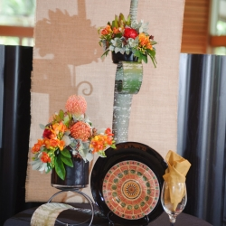 Section B - Reservations Please / Early Bird Special / Table Art Award & Design Excellence Award - Joyce Colvario
