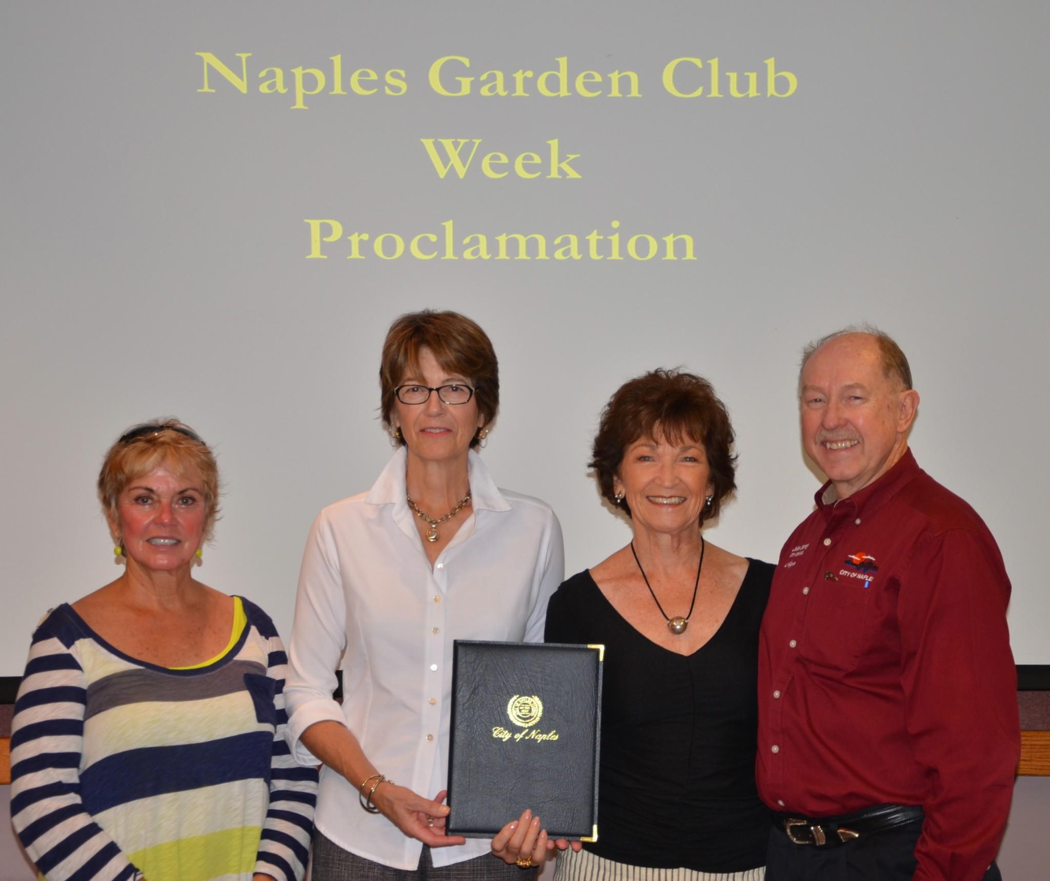 NGC week proclamation