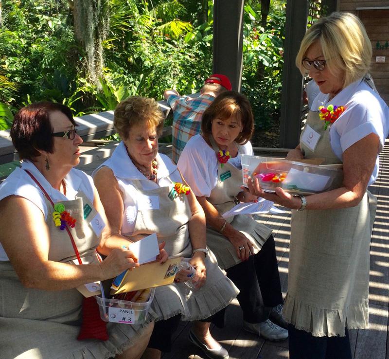 CLERKS Arlene Cluff Linda Higdon Gail Fischer Sally Lutz