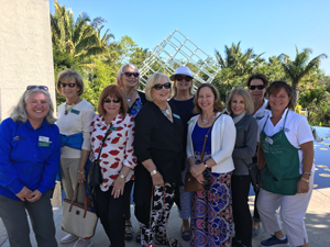 Provisional Tour of Naples Botanical Garden